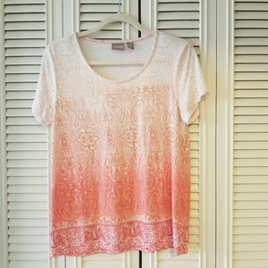 Chico's Ombre T-Shirt